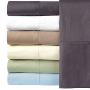 ... Royal Hotel King Sage Silky Soft Bed Sheets