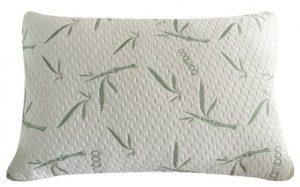 Sleep Whale – Premium Shredded Memory Foam Pillow derived from Bamboo