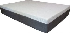 The Original Foam Factory Gel-Infused Memory Foam Mattress