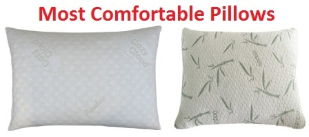 11971238dde8 Top 15 Most Comfortable Pillows in 2019 - Complete Guide