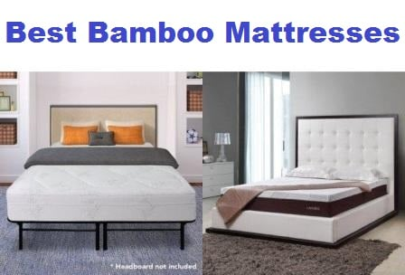 Top 15 Best Bamboo Mattresses in 2017 - Complete Guide