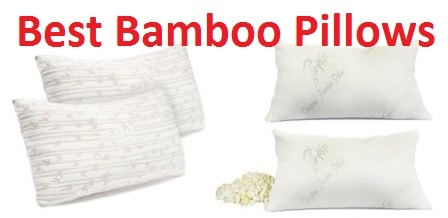 Top 15 Best Bamboo Pillows in 2017 - Ultimate Guide