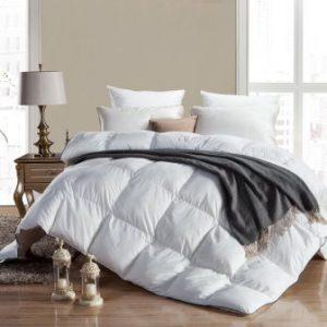 WENERSI Premium White Down Comforter