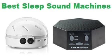 Top 10 Best Sleep Sound Machines in 2017