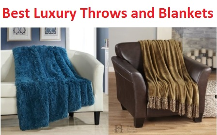 Top 15 Best Luxury Throws and Blankets in 2017