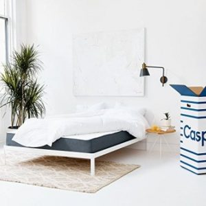 Casper Sleep Mattress – Supportive, Breathable and Unique Memory Foam – Scientifically Engineered for your Best Sleep