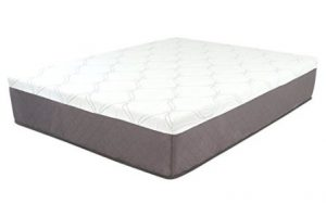 DreamFoam Mattress Ultimate Dreams 13-Inch Gel Memory Foam Queen Mattress