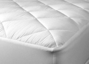 Egyptian Bedding HARD-TO-FIND Five-Star Hotel LUXURIOUS Cool & Extra Plush 100% BAMBOO Fitted Mattress Topper Pad