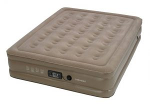Insta-Bed Raised Air Mattress with Insta III Pump