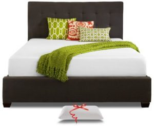 Live and Sleep Resort Classic King Size 10 Inch Cooling Medium-Firm Memory Foam Mattress