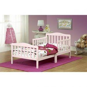 Orbelle 3-6T Toddler Bed, Espresso