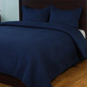 Raintree 3-Piece Lightweight & Breathable Super Soft Bedding Coverlet Set