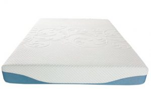 Synwell Sleep 9″ H, King Gel Infused Ventilation Memory Foam Mattress
