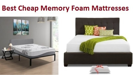 d1d12e4daf65 The Best cheap memory foam mattresses in 2019