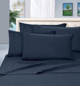 Thread Spread True Luxury 100% Egyptian Cotton – Genuine 1000 Thread Count 4 Piece Sheet Set