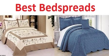 Top 15 Best Bedspreads In 2019 Complete Guide