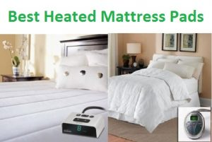 Top 15 Best Heated Mattress Pads in 2019 – Complete Guide