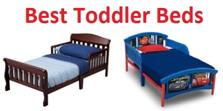 718660b0707 Top 15 Best Toddler Beds in 2019 - Complete Guide