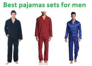 Top 15 Best pajamas sets for men in 2017