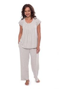 Women's Pajama Set – Sleepwear in Bamboo Viscose – Nightwear PJ