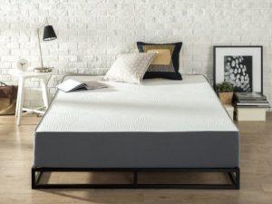Zinus Responsive Memory Foam 10 Inch / Firm / Universal Comfort Support King Mattress