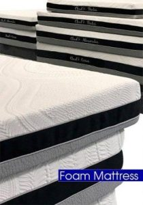Cloud 9 Closed Cell Foam Mattress