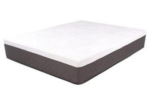 Dreamfoam Bedding Ultimate Dreams California King Size Supreme Gel Memory Foam Mattress
