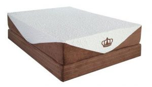 DynastyMattress CoolBreeze Gel Memory Foam Mattress