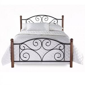 Top 10 Best Bed Frames with Wood in 2018 - Complete Guide