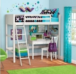 Top 10 Best Loft Beds for Kids in 2018 - Complete Guide