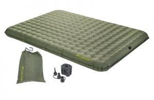 Top 10 Best Mattresses for Camping in 2018 - Complete Guide