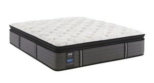 Sealy Response Premium 14-Inch Euro Pillow Top Mattress