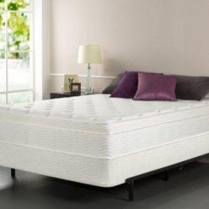 Sleep Master iCoil 13 Inch Euro Top Spring Mattress