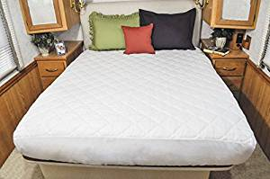 AB Lifestyles Camper King 72×80 USA MADE Mattress Pad