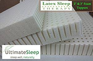 QUEEN Original Talalay Latex Mattress Pad Toppers