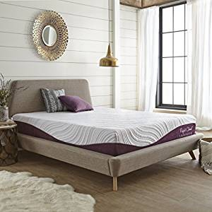 Lavender Bliss Memory Foam Mattress 10-inch by Perfect Cloud (Queen)