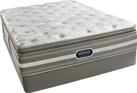 Beautyrest Recharge World Simmons Class Coral Plush Pillow Top Mattress
