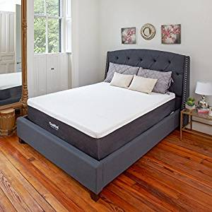 Classic Brands Cool Gel Memory Foam 12-Inch Mattress
