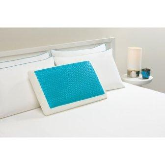 Comfort Revolution Memory Foam cum Hydraluxe Cooling Pillow
