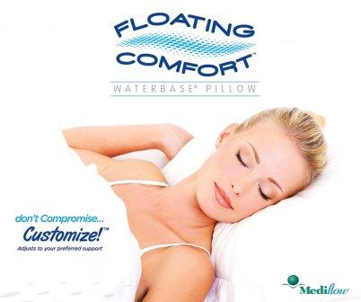 Floating Comfort Water Pillow Value Pack