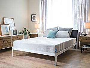 Leesa Cooling Avena Foam and Memory Foam King Mattress