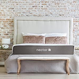 NECTAR CalKing Mattress – 180 days Trial & Forever Warranty
