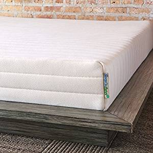 Pure Green Natural Latex Medium Firmness Queen Mattress