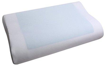 Save and Soft Gel cum Memory Foam Pillow