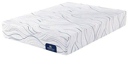 Serta Perfect Sleeper Firm 700 Memory Foam Mattress