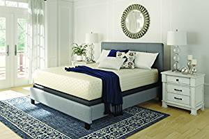 Sierra Sleep by Ashley Chime 12 Inch Chime Express Memory Foam Mattress