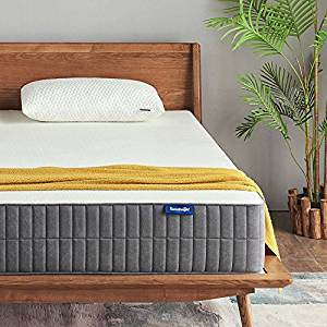Sweetnight 10 Inch Gel Memory Foam Mattress (Queen)