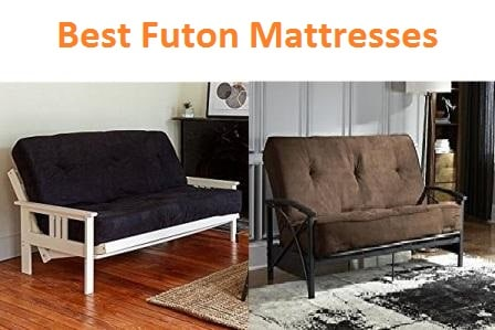 Top 12 Best Futon Mattresses In 2019 Complete Guide