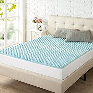 Top 15 Best Cooling Mattress Toppers in 2018