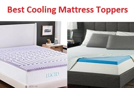 king size cooling mattress topper Top 15 Best Cooling Mattress Toppers in 2019 king size cooling mattress topper